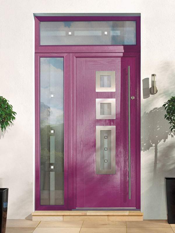 Image of luxury doors