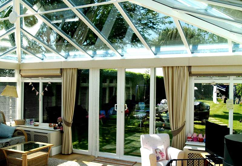 Georgian Style Conservatories