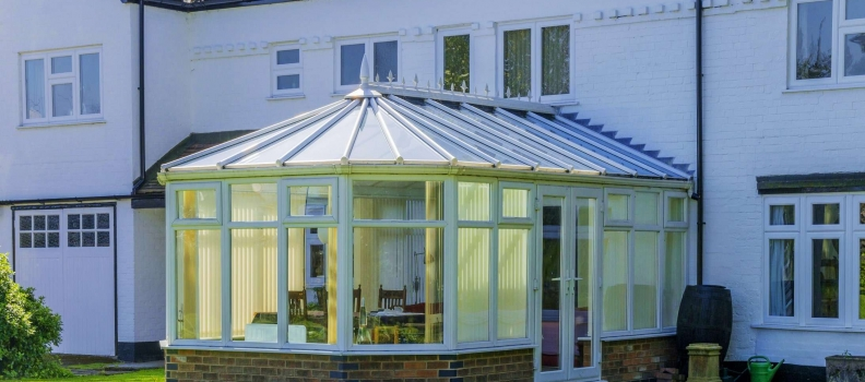 Why a conservatory makes an excellent home office.