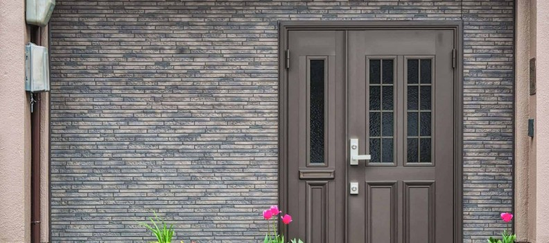 How to personalise your front door to complement your home